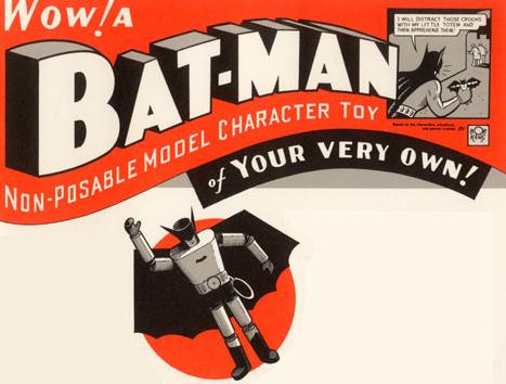 Batman da Golden Age Superheroes