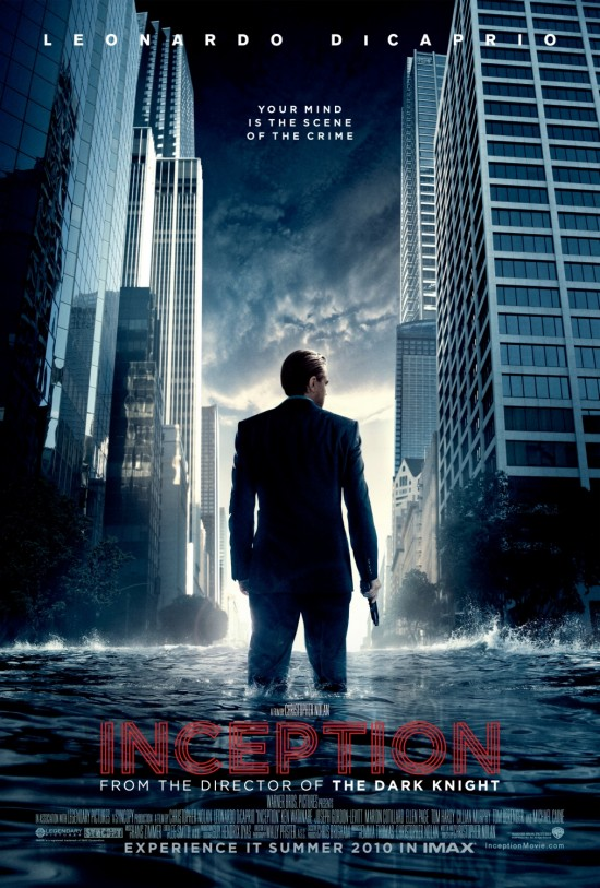Poster - Inception - A Origem