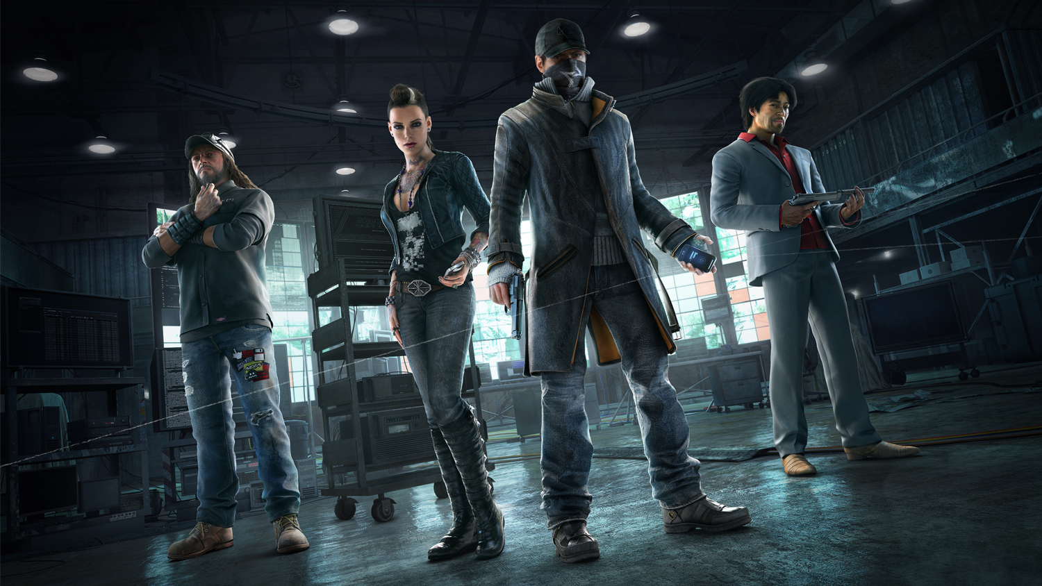watch dogs game criticas