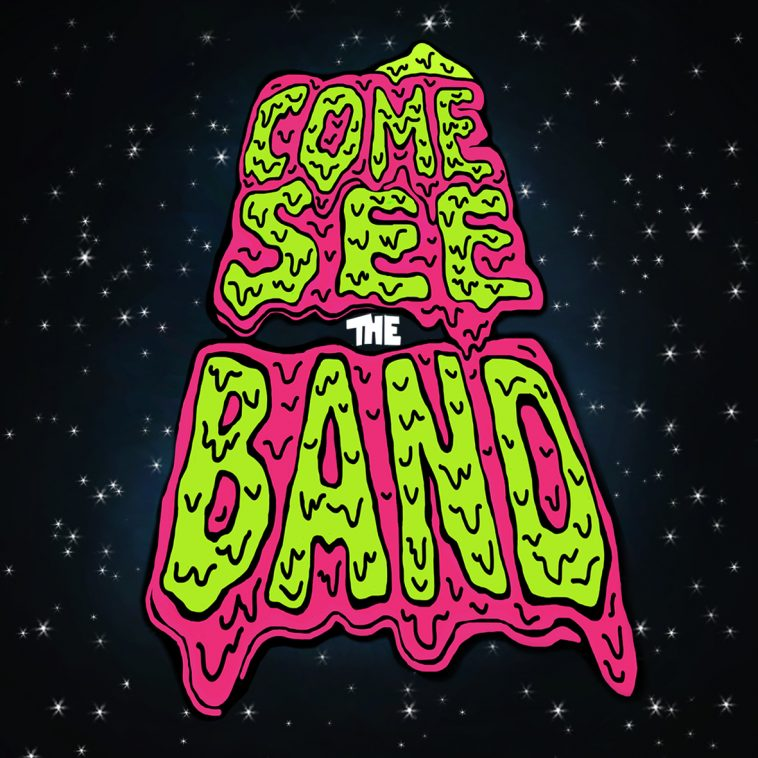 Capa Single The Zasters - Come See The Band