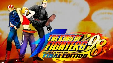 The King of Fighters 98 Ultimate Match Final Edition | 97 Special Team –
