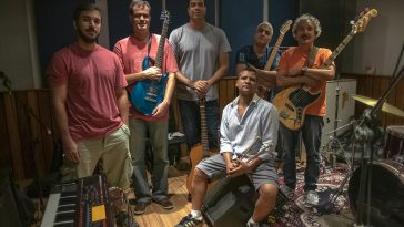 Banda da Hora lança single com show especial no Blue Note Rio –