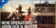 Rainbow Six Siege: Operation Burnt Horizon – Gridlock & Mozzie Trailer –