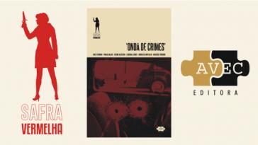 Livro Onda de Crimes reúne escritores do Cone Sul –