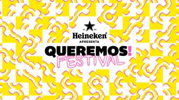 Gal Costa e Criolo entre as novas confirmações no Queremos! Festival 2019 –