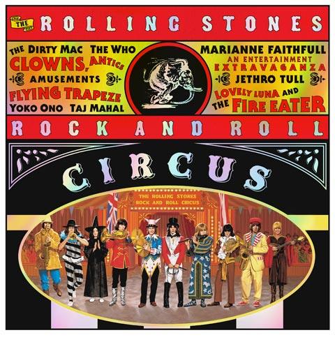 O Circo dos Rolling Stones está de volta   Colecionáveis   Revista Ambrosia