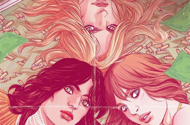 A Cozinha: Rainhas do Crime - Panini lança título inédito da DC Vertigo | Quadrinhos | Revista Ambrosia
