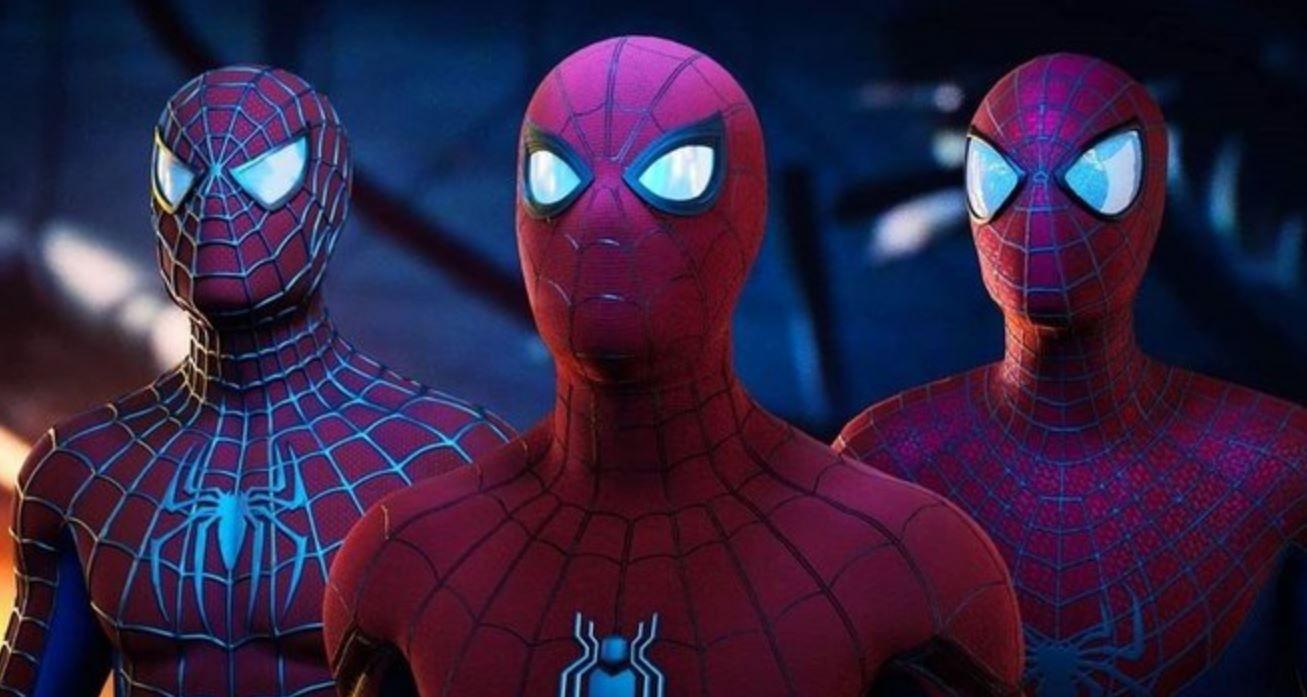 Os 3 Homens-Aranha (Divulgação/Marvel)